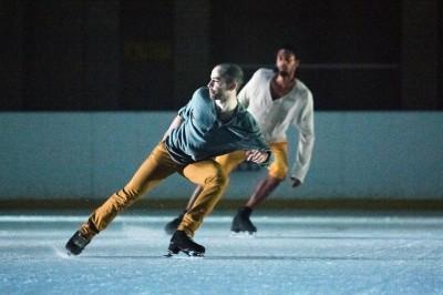 Glide : spectacle de patinage contemporain à Nantes