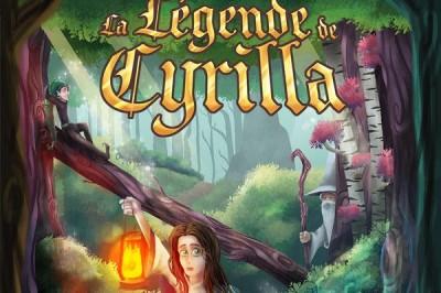 La Legende De Cyrilla à Paris 5ème