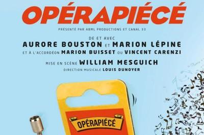 Operapiece Au Lucernaire à Paris 6ème