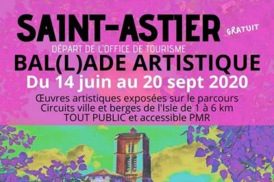 Balade Artistique Astérienne à Saint Astier