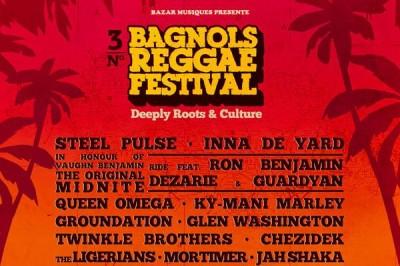 Bagnols Reggae Festival 2020