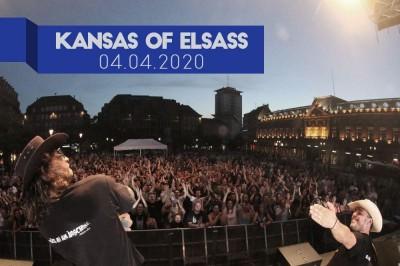 Kansas Of Elsass & De Gang….back Again! à Strasbourg