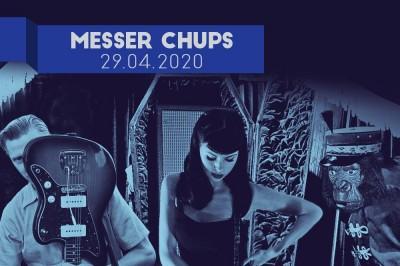 Messer Chups et Screaming Kids à Strasbourg
