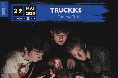Truckks et Pauwels à Strasbourg