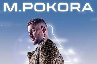 M. Pokora date initialement prévue en mars à Strasbourg