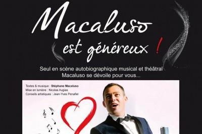 Macaluso est généreux à Toulon