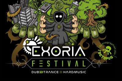 Exoria Festival | Dub to Trance à Ramonville saint Agne