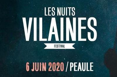 Festival Les Nuits Vilaines 2020