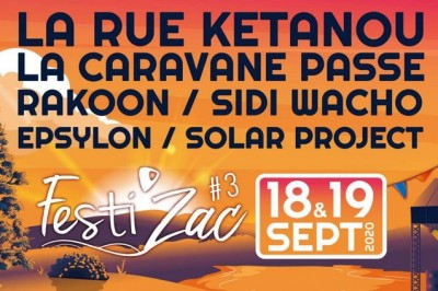 Festi'Zac - Pass 1 Jour à Ambazac