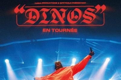 Dinos à Paris 19ème