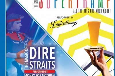 Rock Legends : Hommage à Supertramp et Dire Straits à Paris 8ème