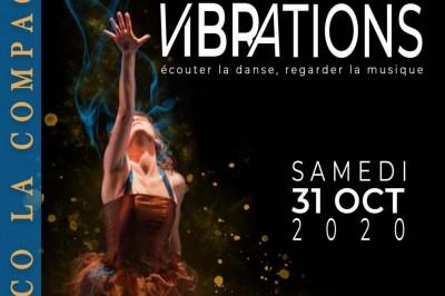 Vibrations, spectacle de danse de la compagnie Dance'n Co à Orvault