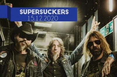 Supersuckers Et Lords Of The Brett Stone à Strasbourg
