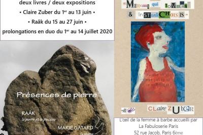 Claire Zuber et Raâk jouent les prolongations à Paris 6ème