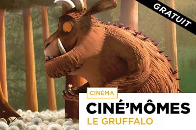 Ciné'mômes | Le Gruffalo à Tinqueux