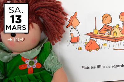 Heure Des Doudous | Filles Et Garçons à Tinqueux