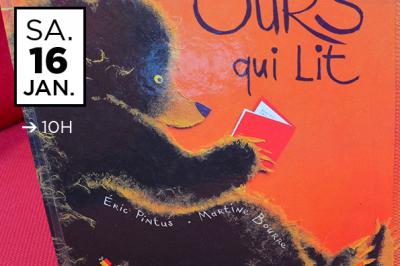 Heure Des Doudous | Les Oursons à Tinqueux