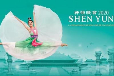 Shen Yun - Report à Aix en Provence