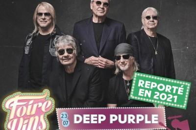 Deep Purple à Colmar