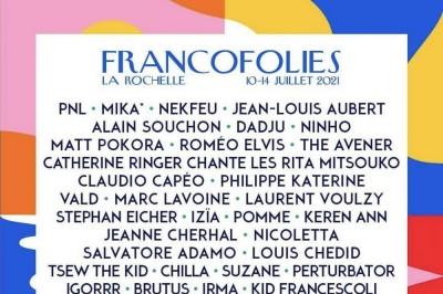 The Avener, PNL et Roméo Elvis - Report à La Rochelle