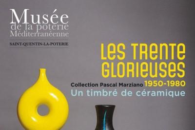 Exposition Les trente glorieuses à Saint Quentin la Poterie
