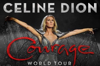Céline Dion aux Vieilles Charrues - Report à Carhaix Plouguer