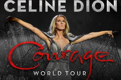 - Report - Céline Dion Courage World Tour à Nanterre du 19