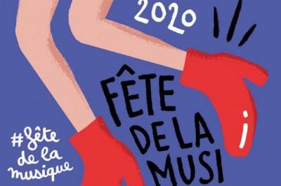 Fête de la musique à Couzeix 2020