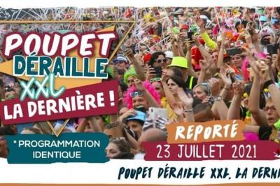 Poupet Dérailles XXL à Saint Malo du Bois