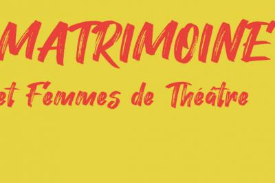 Journée du Matrimoine, Femmes et théâtre à Amiens