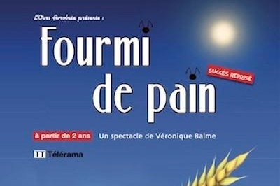 Fourmi De Pain à Nantes