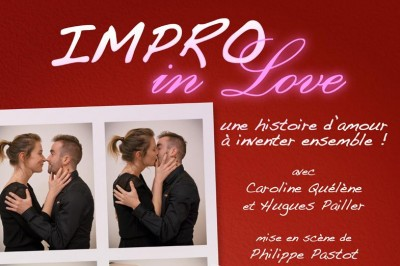 Impro In Love à Paris 4ème