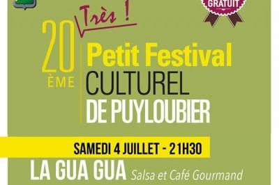 Petit festival Culturel de Puyloubier 2020