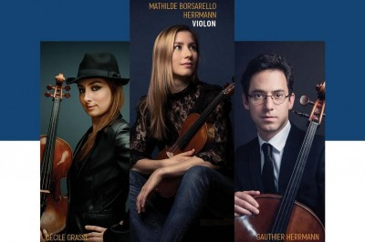 Artie's - Trio à cordes à Brignoles