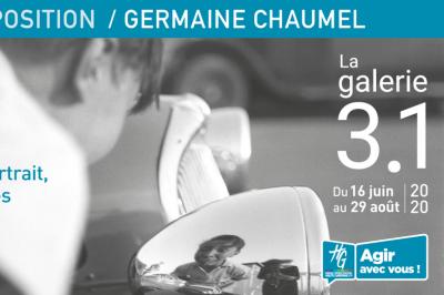Germaine Chaumel-L'art du portrait les insolites à Toulouse