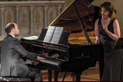 Festival des Musicales des coteaux de Gimone: Soirée Romantique à Betcave Aguin