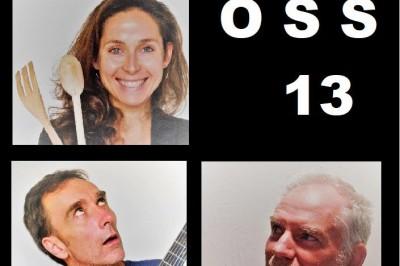 OSS 13 en concert au Têtard à Marseille