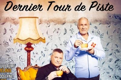 Dernier Tour De Piste à Saint Loubes
