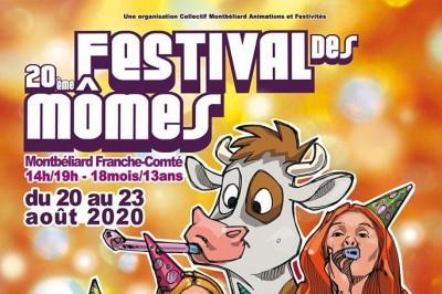 Festival des mômes de Montbéliard 2020