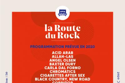 La Route du Rock - Collection Été 2020