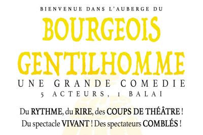 Le Bourgeois Gentilhomme au Point Virgule ! à Paris 4ème