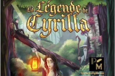La Legende De Cyrilla à Paris 16ème