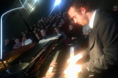 Récital de musique classique au piano à La Reole