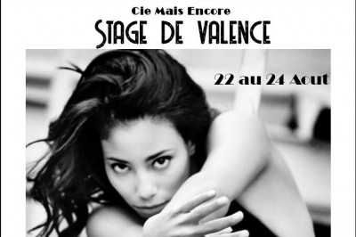 Stage de danse à Valence