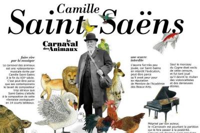 Le Carnaval des animaux et l'histoire de Babar à Marseille