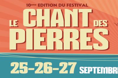 Festival Le Chant des Pierres 2020