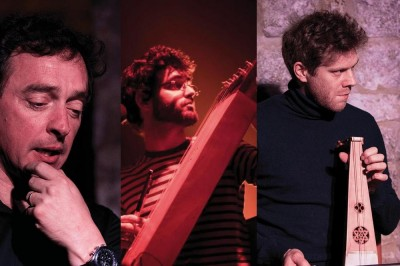 Brice Duisit, Clément Gauthier et Olivier Féraud à Toulouse