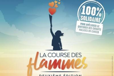 Course des Flammes 2020 à Marseille