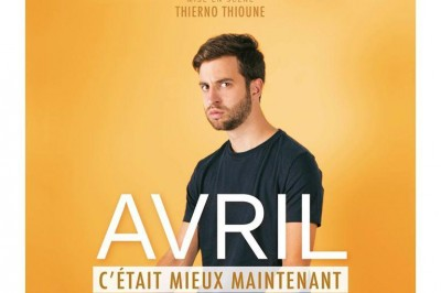 Avril à Paris 9ème