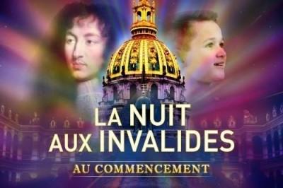 La Nuit Aux Invalides 2020 à Paris 7ème